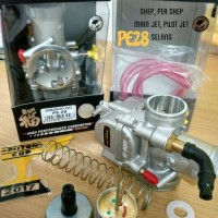 Karburator PE 28 RIDE IT / Karbu Ride It PE28 / Carburetor PE 28 PE28
