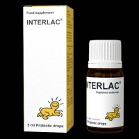 Interlac Drops Probiotik
