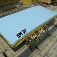 Matras/Kasur Busa Rebonded 70 pesanan khusus/custom/alas duduk/tidur