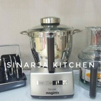 Magimix Patissier PREMIUM the Ultimate Food Processor - Made in France