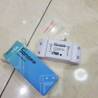 Sonoff Wifi Wireless Smart Switch For Smart Home