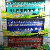 Mainan Bus Tingkat Pariwisata