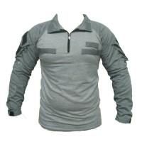 combat shirt abu/baju tactical. blackhawk/baju army/kaos pria