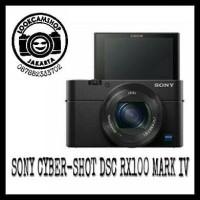 SONY CYBER-SHOT DSC-RX100 MARK IV CYBERSHOT RX 100 MARK 4 RX100 MARK4