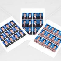 Harga cetak pas foto lab gikc 1605 ukuran 2x3 warna kertas | Pembandingharga.com
