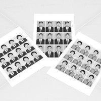 Harga cetak pas foto lab gikc 1606 ukuran 2x3 hitam putih kertas | Pembandingharga.com