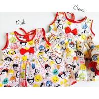 Harga baby set dress bayi dress anak grosir | antitipu.com