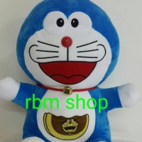 Jual boneka doraemon jumbo / doraemon -+45 cm / doraemon besar Murah