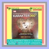 KECERDASAN RAHASIA MANUSIA INDONESIA KARAKTER 360 by ERBE SENTANU