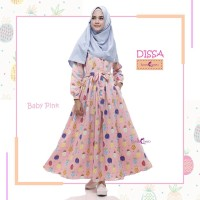 Gamis DISSA DRESS by EMMA QUEEN