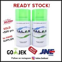 Talas Spray / Anti Air / Anti Noda / Waterrepelent / Waterproof