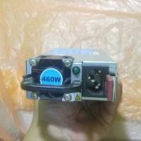 Power Supply / PSU Server HP 460W Gold pn 499249-001