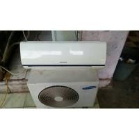 AC Samsung 1/2 PK Low Watt Plus Pasang