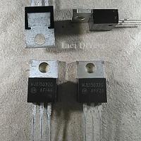 Transistor MJE15032 + MJE15033. (1 set)