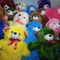 Jual boneka teddy bear lembut imut & lucu souvenir/kado/hadiah Murah