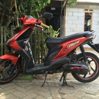 HONDA BEAT SECOND