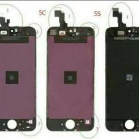 Jual LCD Iphone 5 5g 5s 5c + Touchscreen Original 100% Jamin Bergaransi Murah