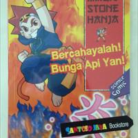 Jual Magic Stone Hanja : Bercahayalah! Bunga Api Yan! by Yun E Hyeon Murah
