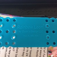 Jual STOK TERBATAS RAINBOW LOOM BOARD ORIGINAL OEM + HOOK METAL SUPER COPY  Murah