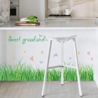Jual Sweet Grassland SK7090  - Stiker Dinding / Wall Sticker (50x70) Murah