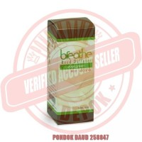 BREATHE REED DIFFUSER TEA TREE ISI ULANG 50 ML / Essensial Oil tea tre