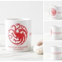 Mug Game of Thrones: House of Targaryen