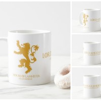 Mug Game Of Thrones: House of Lannister