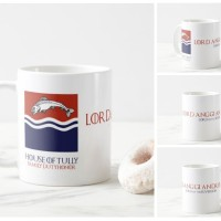 Mug Game Of Thrones: House of Tully