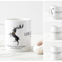 Mug Game Of Thrones: House of Baratheon