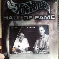 Hot Wheels Hall of Fame Chevy Corvette Edelbrock