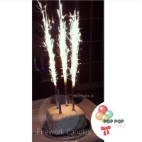 Lilin Mercon / Kembang Api / Firework Candles