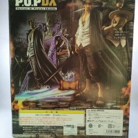 POP DX One Piece Red Haired Pirates Shanks Include Stand
