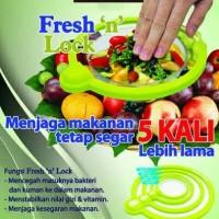 Fresh n Lock - Food Cover - Tupperware - Lock and Lock - Tudung Saji