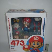 Jual Mario Super Mario Bros Nendoroid 473 Action Figure Murah