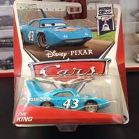 "Mattel Disney Pixar Cars The King ""dinoco"""