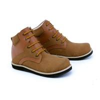 Sepatu Boots Anak Laki-laki / Sepatu Anak Garsel Shoes GIH 95133 JG
