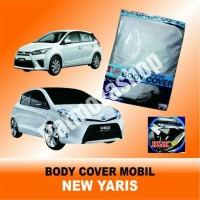 Body cover (Sarung Penutup) NEW YARIS untuk Mobil Kesayangan