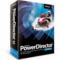 Editing Video CyberLink PowerDirector Ultimate 12 and Content Premium