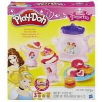 Jual Playdoh Disney Princess - Tea Party Set (Original Hasbro) Murah