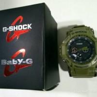 harga Jam Tangan G-shock Army Version (analog) Tokopedia.com