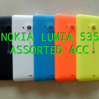 BACK COVER/BACK DOOR/CASING TUTUPAN BELAKANG NOKIA LUMIA 535
