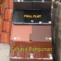 Genteng Kanmuri Full Flat