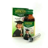 PRomo!!Appeton taurine syrup 60ml(meningkatkan kecerdasan