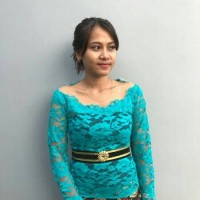 Kebaya Bali Set / Kebaya Moden