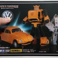Transformer MP-21 Bumblebee Masterpiece Takara Tomy Ori
