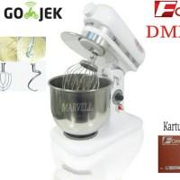 Mixer Roti  Adonan 2 Kg - Fomac Dough Mixer DMX-B8 - Khusus GOJEK