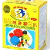 Agar agar bubuk Swallow globe, ager box, @7gram (12sachet)