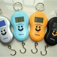 Jual timbangan gantung digital murah portable 50 kg Murah