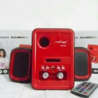 speaker aktif portable advance Duo 200
