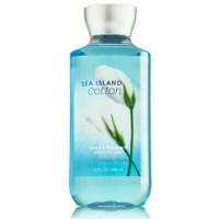 Bath & Body Works BBW SEA COTTON ISLAND Shower Gel 295 ml